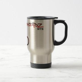 Leatherheadz Travel Mug