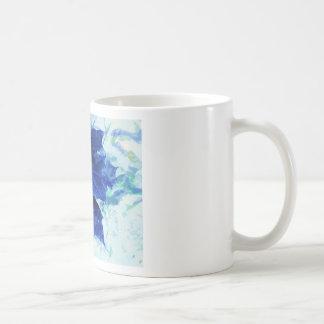 Leave Basic White Mug