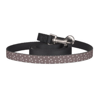 Leave for dog, Noir Legs White/Marron Pet Leash
