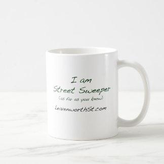 Leavenworth Street coffee mug