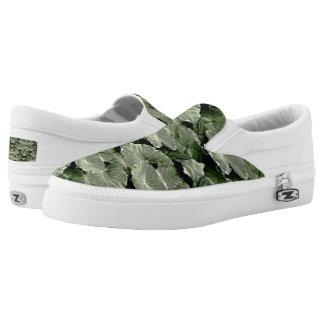 Leaves1 Slip-On Shoes