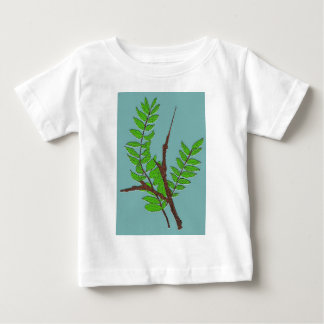 Leaves and Twigs Tee Shirts