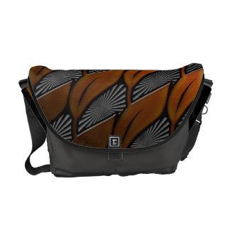 Leaves Burnt Commuter Bags