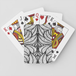 Leaves Deck of Cards