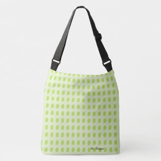 Leaves_Green-Mod(c) Multi Choices Crossbody Bag
