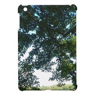 Leaves in Sunshine iPad Mini Covers