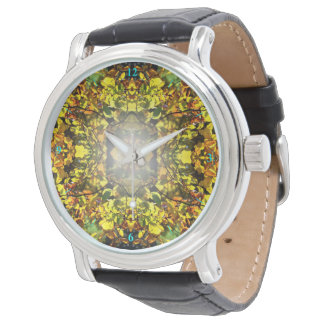 Leaves in the Fall Watch