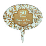 Leaves of Gold 50th Wedding Anniversary