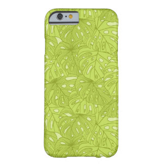 Leaves of Palm Tree Barely There iPhone 6 Case