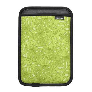 Leaves of Palm Tree iPad Mini Sleeve