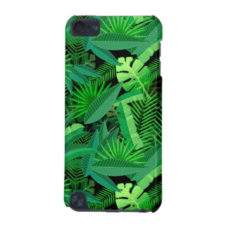 Leaves Of Tropical Palm Trees iPod Touch (5th Generation) Case