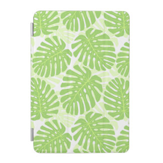 Leaves Of Tropical Plant - Monstera Pattern iPad Mini Cover