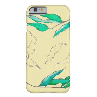 Leaves of willow barely there iPhone 6 case