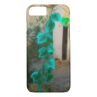 Leaves on Mirror iPhone 8/7 Case