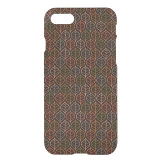 Leaves pattern iPhone 8/7 case