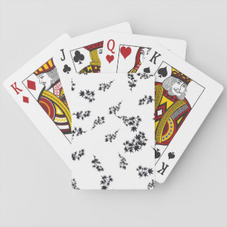 Leaves Playing Cards