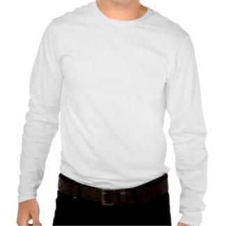 Leaving a wake behind tee shirts