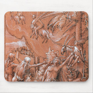 Leaving for the Sabbath, 1506 Mouse Mat