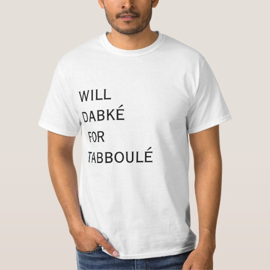 Lebaneezy - Lebanese Humour T-Shirt