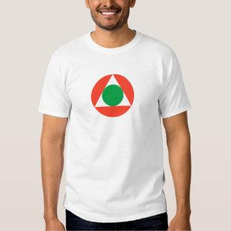 Lebanese Air Force Roundel Shirt