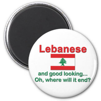 Lebanese and Good Looking Magnet