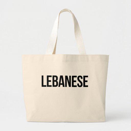 Lebanese Bags