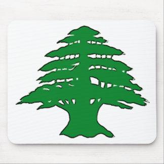 Lebanese Cedar Mouse Pad