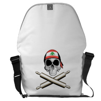 Lebanese Chef 3 Courier Bags