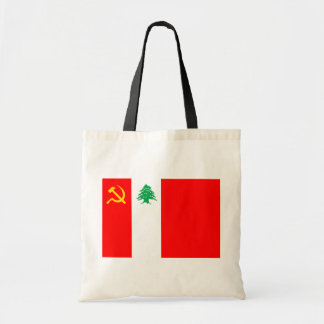 Lebanese Communist Party, Colombia Political flag Bag