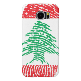 Lebanese flag for Samsung S6 Samsung Galaxy S6 Cases