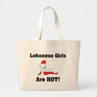 Lebanese Girls Are Hot Tote Bag