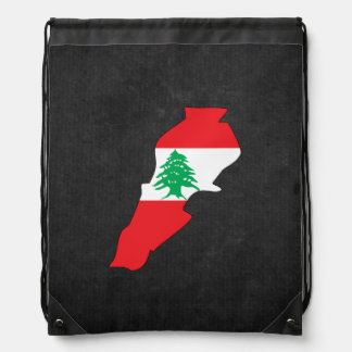 Lebanese Trip Souvenir Backpack