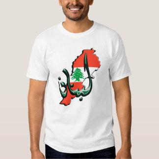 Lebanon Arabic Language Men's T-Shirt