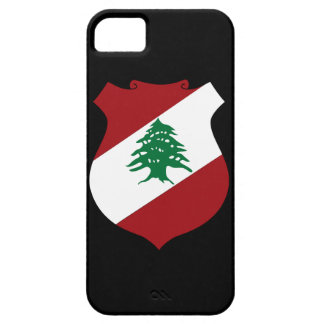 Lebanon Coat of Arms iPhone 5/5S Case