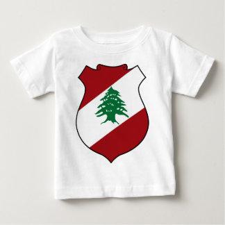 Lebanon Coat of Arms Tee Shirts