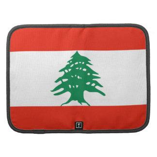 Lebanon Flag Folio Organizer