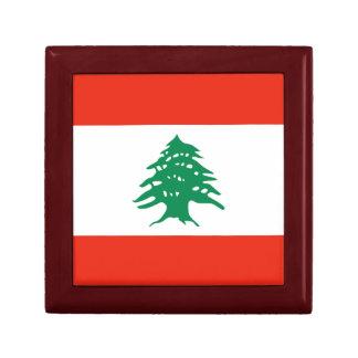 Lebanon Flag Gift Box
