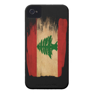 Lebanon Flag iPhone 4 Cases