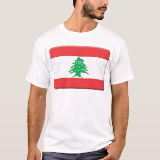 Lebanon Flag PERSONALIZE T-Shirt