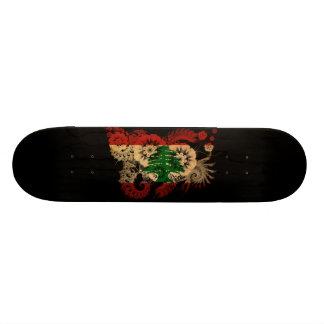 Lebanon Flag Skate Boards