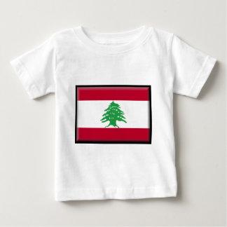 Lebanon Flag Tshirt