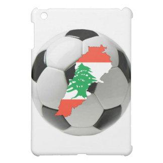 Lebanon football soccer iPad mini cover