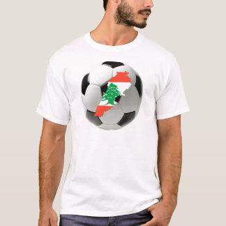 Lebanon football soccer T-Shirt