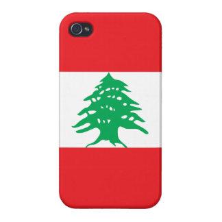 Lebanon – Lebanese Flag iPhone 4/4S Covers