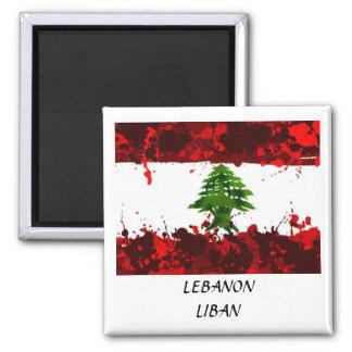 Lebanon Liban Magnet