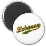 Lebanon Magnets