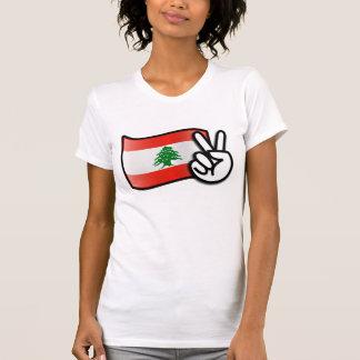 Lebanon Peace Women's Shirt