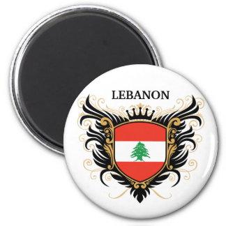 Lebanon [personalize] magnet