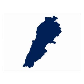 Lebanon Postcard