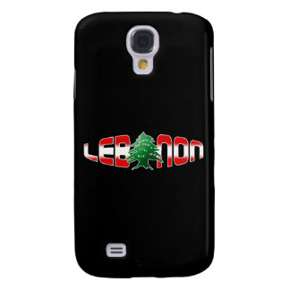 Lebanon Samsung Galaxy S4 Case